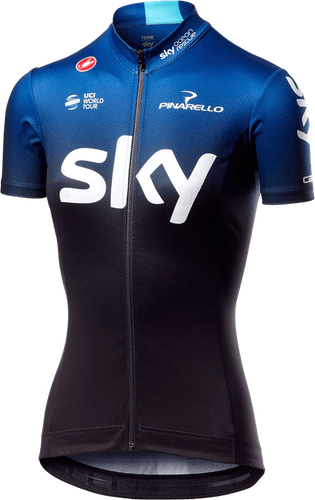 Team Sky 2019 Fan 19 W - Radtrikot - Damen