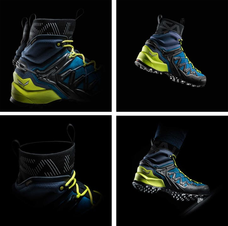 Wildfire Edge Mid GTX Salewa