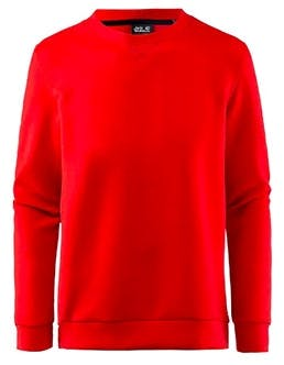 Jack Wolfskin Pullover rot