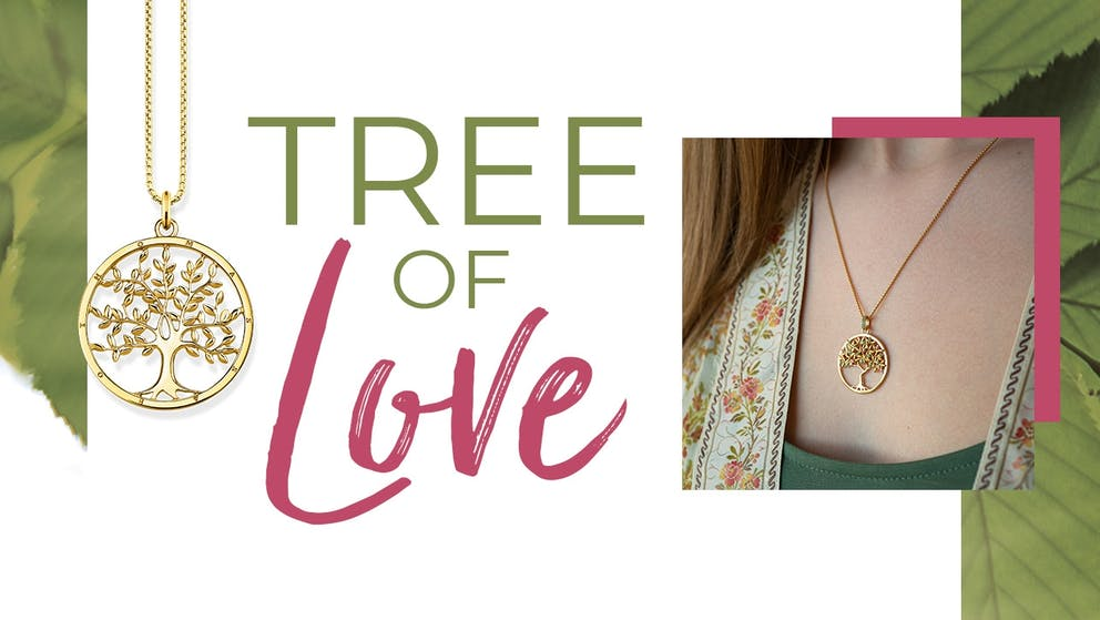 Tree Of Love Ein Lebensbaum Mit Heilkraft Thomas Sabo